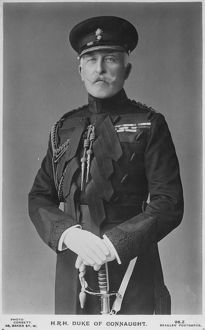 ARTHUR, DUKE OF CONNAUGHT (1850-1942). British prince and soldier