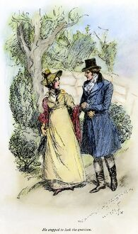 AUSTEN: EMMA, 1896. 'He stopped to look the question