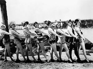 silent film stills/bathing beauties 1916 silent film produced