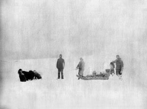 anthropology/canada expedition c1882 sergeant jewell eskimo