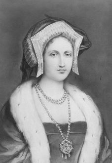 CATHERINE HOWARD (1520?-1542). Fifth queen of King Henry VIII of England