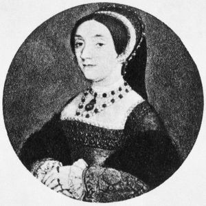 CATHERINE HOWARD (1520-1542). Fifth wife of King Henry VIII of England