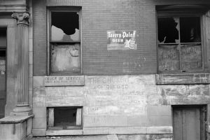 whats new/chicago southside 1941 abandoned building south