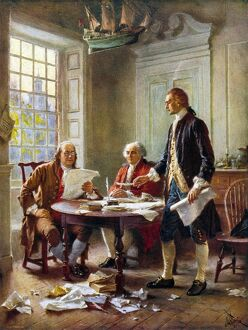 <b>Founding Fathers</b><br>Selection of 109 items