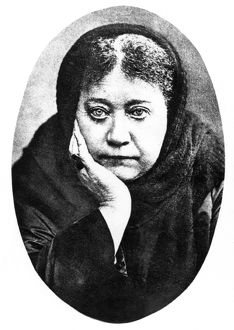 ELENA PETROVNA BLAVATSKY (1831-1891). Russian traveller and theosophist