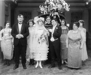 FILM STILL: BY GOLLY, 1920.
