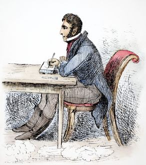 GEORGE CRUIKSHANK (1792-1878). English caricaturist and illustrator