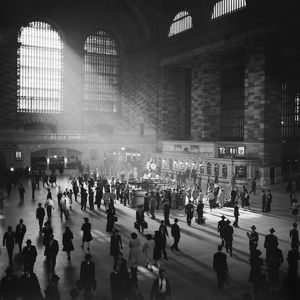 whats new/grand central 1941 commuters grand central terminal
