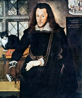 HENRY WRIOTHESLEY (1573-1624). 3rd Earl of Southampton in the Tower of London