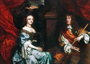 JAMES II (1633-1701). King of Great Britain and Ireland, 1685-1688