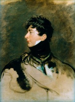 KING GEORGE IV OF ENGLAND (1762-1830). King of Great Britain and Ireland (1820-30)