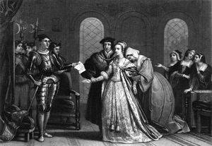 LADY JANE GREY (1537-1554). Queen of England, 9-18 July 1553. Arrest of Lady Jane Grey