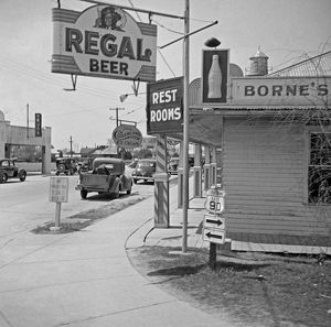 whats new/louisiana 1943 store street signs us highway