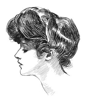 Charles Dana Gibson (Selection of 136 Items)