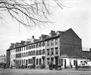 architecture/row houses c1919 row houses identified farm