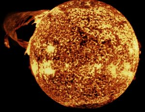 end world/solar flare 1973 image sun recorded so82a spectroheliograph
