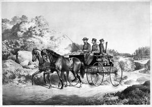 whats new b/sport hunting c1869 a good days sport homeward
