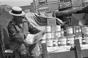 whats new/texas honey vendor 1939 honey peddler reading