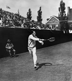 WILLIAM TATEM TILDEN, JR. (1893-1953). American tennis player